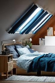 Schlafzimmer Vorhã Nge Vidga Gardinenschienen System Gardinen Für Dachfenster