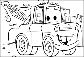 Funny Disney Cars Coloring Games