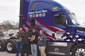 Transport America Honors Veteran | Eagan | Hometownsource.com Pictures From Us 30 Updated 322018 I74 Illinois Part 14 Ltrucks Xpo Logistics Db Trucking Lakeville Massachusetts Cargo Freight Company Truck Driver Shortage May Get Worse Jb Hunt Transport Designs Inc Midwest Minnesota America Honors Veteran Eagan Hetownsourcecom Ltl Catches And Indiana Mcleod Software Twitter Thank You Russ Simon Vp Of Operations Ups United Parcel Service