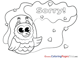 Detailed Owl Coloring Pages For Adults Snowy Page Sheets Sorry Free Hard Full Size