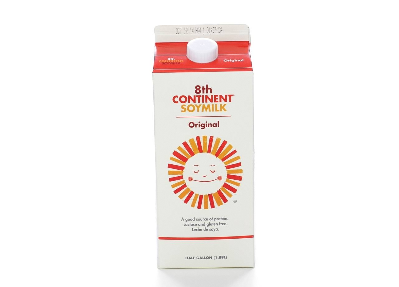 8th Continent Original Soymilk - 1/2gal