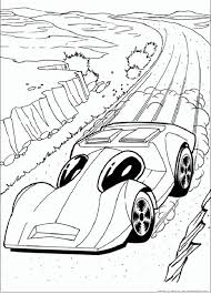 You Will Find Coloring Pages To Print From Cars Hot Wheels Which Can Yourself