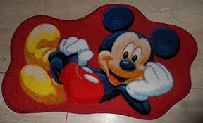 أومكي يندم ناقص teppich mickey maus