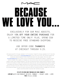 MAC Cosmetics Coupons 🛒 Shopping Deals & Promo Codes ... Shop Kohls Cyber Week Sale Coupon Codes Cash And Up To 70 Off Scentsplit Promo Althea Code Enjoy 20 Off December 2019 45 Italic Boxyluxe Free Natasha Denona Gift 55 Value Support Will Slash Your Devinah Aila Cosmetics 1162 Photos 2 Reviews Hlthbeauty Birchbox Stacking Hack How Use One Coupon Code For Multiple Discounts In Apply A Discount Or Access Order Drugstore Com New City Color Cosmetics Contour Boxycharm 48 Value It Cosmetics