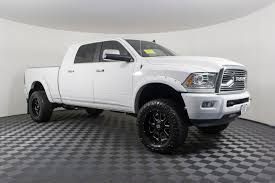 Used Lifted 2017 Dodge Ram 2500 Limited 4x4 Diesel Truc… | LIFTED ...