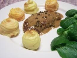 cuisiner la biche filet de biche sauce madère plat du jour recettes de cuisine