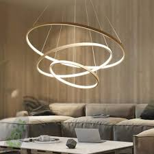 esstisch 3 ring hängele wohnzimmer decken le