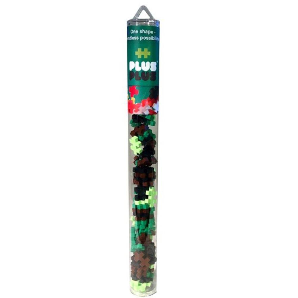 Plus Plus Camoflauge Building Set