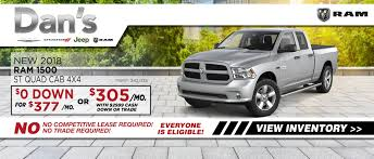 Dodge Durango Lease Specials New Dan S Jeep Chrysler Dodge Srt Ram ... Dont Miss Unbeatable Sign Drive Lease On 17 Ram 1500 Crew Cab 2500 Price Deals Jeff Wyler Springfield Oh Offers Wchester Ny The Best Commercial Work Trucks Near Sterling Heights And Troy Mi Promaster Grand Rapids 2016 Dodge Ram Pickup Truck For Sale Auction Or Lima Diesel For In Daphne Al Chris Myers New 2018 Sale Mo Lebanon 2012 Dodge Only 119mo Youtube 2019 Near Atlanta Union 2017 Paris Tx James Hodge Prices Cicero