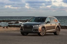 Audi Q7 Earns 2018 Car And Driver