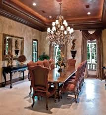 Fancy Dining Room Minimalist Home Design New Construction And Old World On Pinterest Best Decor