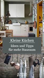 kleine küchen ideen für mehr stauraum kleine küche haus