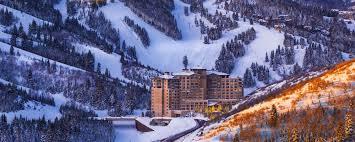 100 Utah Luxury Resorts Deer Valley Resort Hotel The St Regis Deer Valley