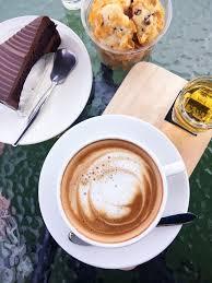kaffee und kuchen schokolade kostenlose foto