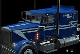 100 Transwest Truck And Trailer TransWest Peterbilt 389 Custom Skin ATS Mod American