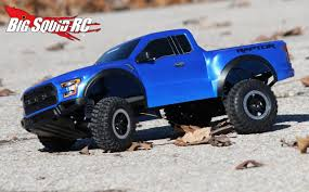 100 Rc Ford Truck Traxxas 2017 F150 Raptor Review Big Squid RC RC Car And