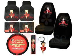 Betty Boop Seat Covers And Floor Mats by Cool Betty Boop Car Accessories About Car Hd Galleries With Betty