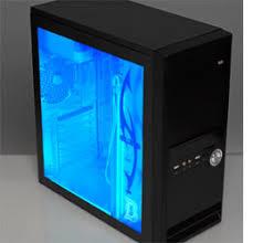 home dzine home diy cool blue computer