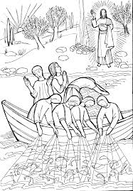 Pin Fishing Net Clipart Jesus 6