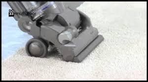 Dyson Dc33 Multi Floor Blue by Dyson Dc33 Multi Floor Upright Bagless Vacuum Youtube