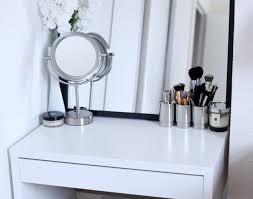 Decor Vanity Ideas Beautiful For Bedroom Hexagonal Storage Mirror Wall Of Area Hanging Idea Glass Holder Nail Polish