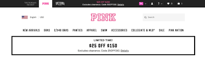 Victoria Secret Offer Code 25 Off / Deep Ellum Haunted House Victorias Secret Coupons Coupon Code Promo Up To 80 How Get Victoria Secret Coupon Code 25 Off Knixwear Codes Top October 2019 Deals Victoria Free Lip Gloss Auburn Hills Mi Rack Room Home Decor Ideas Editorialinkus Offer Off Deep Ellum Haunted House Discount Pro Golf Gift Card U Verse Promo Rep Gertens Nursery Coupons The Credit Card Angel Rewards Worth It 75 Sale Wwwcarrentalscom Bogo Pink Evywhere Bras Free Shipping At