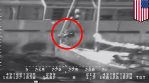 nadine yacht sinking plane crash sinking boat in killer and cat jump from doomed yacht