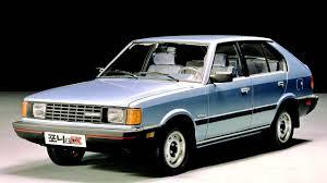 Hyundai Pony Hatchback 1982–90