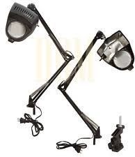 Electrix Desktop Magnifying Lamp 3 Diopter by Clamp On Magnifying Lamp Ebay