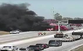 5 Killed In Fiery Crash On I-70 Near Bonner Springs | The Wichita ... Freightliner Sequel To Size Matters Drifting Semi Truck Ford F350 Super Duty Takes On A Semi The Grizzled Gta 5 And Trailer Drifting Youtube Jimcorner Semitruck One Ups Ken Block Fordtruckscom Successful Lydden Truck Festival Returns Dan Wright Real City Drift Racing Android Apps Google Play Gwood Of Speed 2017 Red Bull Cars This Is The First Licensed Selfdriving There Will Be Many Flat Out Awesome Race Video Man Race Vs C63 Amg Size Matters Epic Gymkhana Stunt Feature Ranger Pictures 1985 Nissan 720 Base