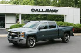 100 Chevy Silverado Truck Parts Callaway Announces Performance Packages For 2014 Chevrolet