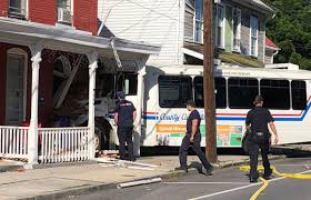 UPDATE: Bus Driver Charged With DUI Following Crash Into House In ...