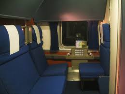 Superliner Bedroom Suite by On The Road Again Seeing America From