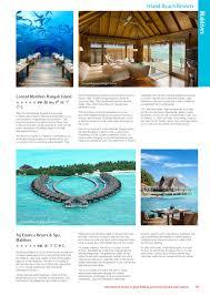100 Rangali Resort Emirates Holidays Brochure By Emirates Group Issuu