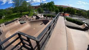 100 Wunderground Oslo Jordal Skatepark MySkateSpotscom