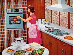A New Kitchen Inspired By An Ad From 1959 Home Decor Design