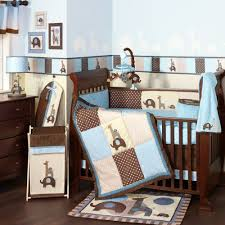 Brown And Blue Bedding by Disney Baby Boy Crib Bedding Ideas In Decorating Baby Boy Crib