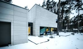100 Rectangular Parallelepiped Gallery Of Rectangle House Devyni Architektai 6
