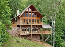 pigeon forge cabins with swimming pools