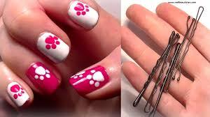 Nail Art 3 Easy Designs For Short Nails