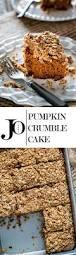 Porcupine Eats Pumpkin by Pumpkin Crumb Cake Jo Cooks