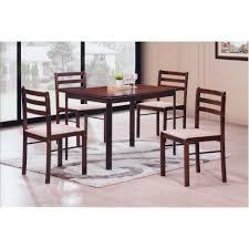 Wayfair Modern Dining Room Sets by Furniture Dining Room Piece Pub Height Counter Set L Santa Clara