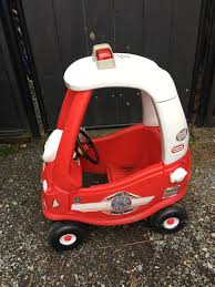 100 Fire Truck Cozy Coupe Find More Little Tikes For Sale At Up To 90 Off