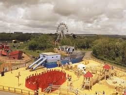 100 Folly Famr Farm Adventure Park Zoo VisitWales