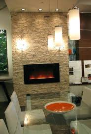 Wall Mount Fireplace In Dining Room Is This An Electric And If So It