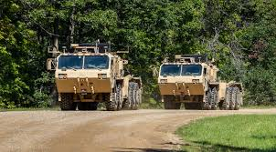 Army Wants 70 Self-Driving Supply Trucks By 2020 « Breaking Defense ... Bizarre American Guntrucks In Iraq Paulina Wang On Twitter Yutong Diesel Counterbalance Forklift Used Mercedesbenz Antos 1832 L Pls Skp Box Trucks Year 2017 For Cm Sycamore Il 04465039 Cmialucktradercom Tenwheel Drive Wikipedia Hemtt Pls 3d Model New 11 X 96 Truck Bed Rondo Trailer Pls Stock Photos Images Alamy Traing Program For The Palletized Load System Pdf Us Army Okosh 8x8 Hemtt With Palletized Load System Youtube
