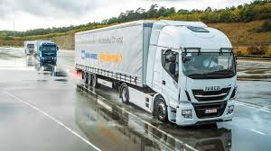 100 Continental Truck Driving School Important Milestone Reached KnorrBremse And