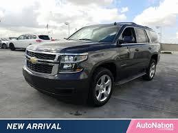 Used Chevrolet Tahoe for Sale in Sarasota FL