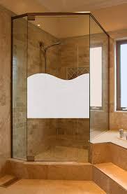 665 65cm hoch welle sichtschutz folie dusche bad fenster