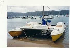 24ft catamaran fibreglass seawind 24 sail boats gumtree